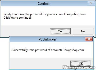 How to Easily Reset Windows Passwords with PCUnlocker or Password Recovery Bundle 4