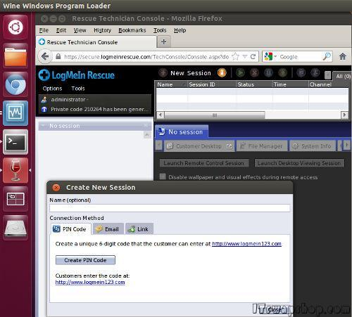 setting up and using zendesk with logmein rescue support